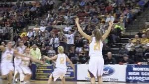 3-peat: Sentinel girls run past West to win State AA title