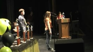 Local students advance to state spelling bee