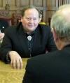 Schweitzer pushes bison culls, park chief balks