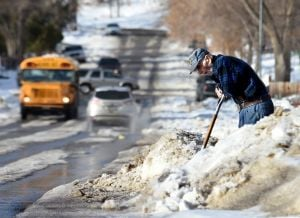 With tired crews and busted equipment, Billings will reassess plowing neighborhoods