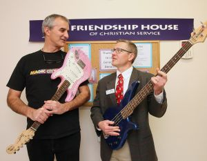 Celebrate Community: House Band to encourage music at Friendship House