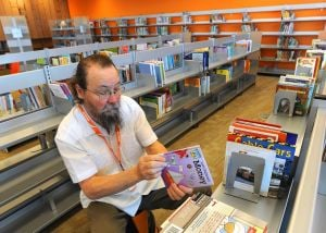 Gazette opinion: Wild times in children's library section
