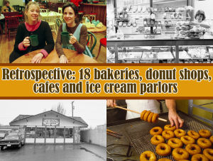 Retrospective: 18 bakeries, doughnut shops, cafes and ice cream parlors