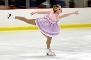 Feature photos and video: State Games figure skating