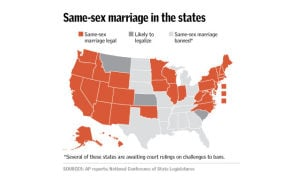 Montana, 2 other states cling to gay marriage bans