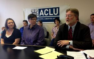 Judge sets November hearing in Montana gay marriage ban lawsuit