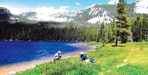 Sawtooth Lake: Spectacular views, family-friendly hiking