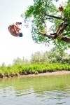 Yellowstone River backflip