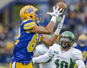Young MSU receivers earn early marks