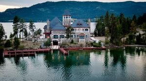 Owner of extravagant Flathead Lake island home wants taxes reduced $32 million