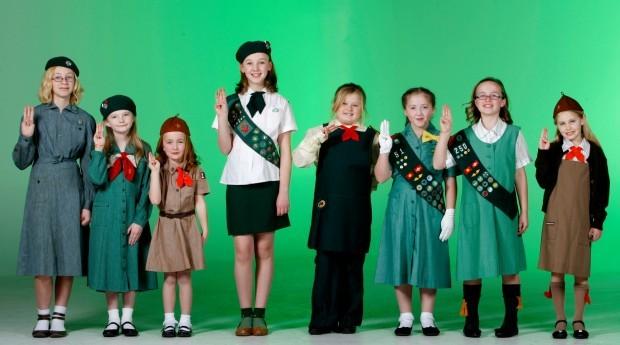 Vintage Scout Uniforms 39