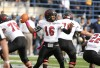 Eastern Washington quarterback Vernon Adams
