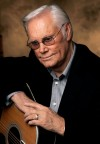 Country musician George Jones
