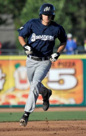 Brewers do it again, top Mustangs 8-1