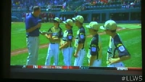 MSUB hosts crowd for Little League World Series