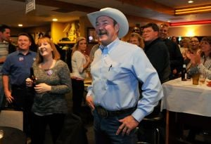 Yellowstone County Commissioner John Ostlund re-elected