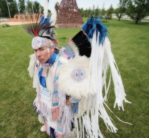 Supaman to perform at buffalo feast in Powell