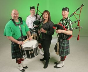 Bagpipers and drummers lead pub crawls on Friday, Monday