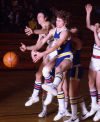 Custer vs. Reed Point - February 7, 1980