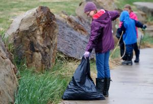 Feature photos: Great American Cleanup