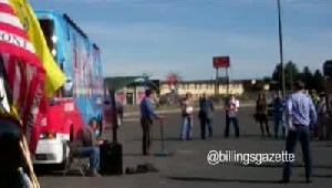 Energy for America Tour stops in Billings