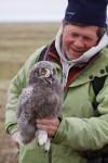 Audubon group plays host to owl expert Holt