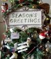 Season's Greeting tree
