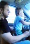 'Learning to drive'