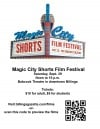 Top 8 films announced in Magic City Shorts