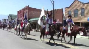 Red Lodge begins its Fourth of July celebrations with parade