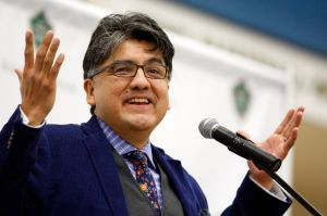 Noted author Sherman Alexie speaks to 'every liberal in Billings'