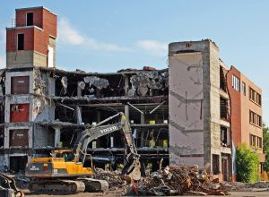 Gazette opinion: Don't waste another day on library demolition