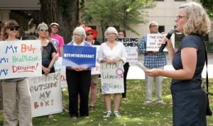 Hobby Lobby ruling sparks protest in Billings over contraceptives