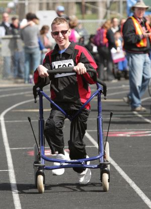 Special Olympics area games kick off in Billings