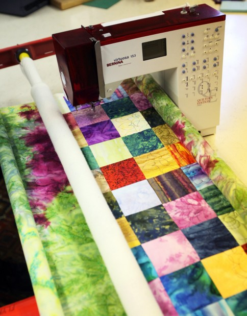 flynn quilting machine