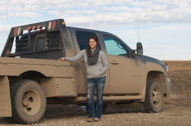 Hot Shot Trucking Loads >> From dropout to hotshot: Woman turns life around in the Bakken | Features | billingsgazette.com