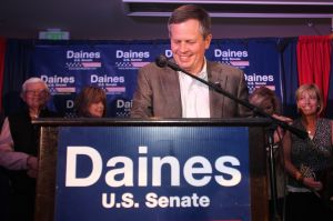 Daines raises $1.4M since April for Senate run
