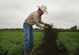 Farmer and rancher Chris Christensen