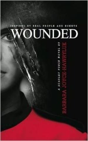 Debut novel 'Wounded' more than a who-dunnit mystery