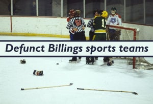 Defunct Billings sports teams