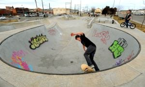 Rolling milestone: Downtown skate park turning 10 years old