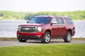 After 80th birthday, Chevy's family hauler Suburban is more refined than ever