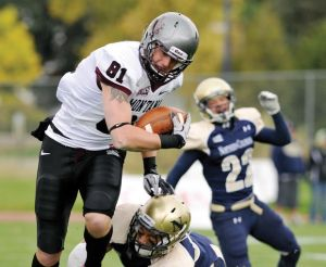 Montana football: Griz tight ends finding niche