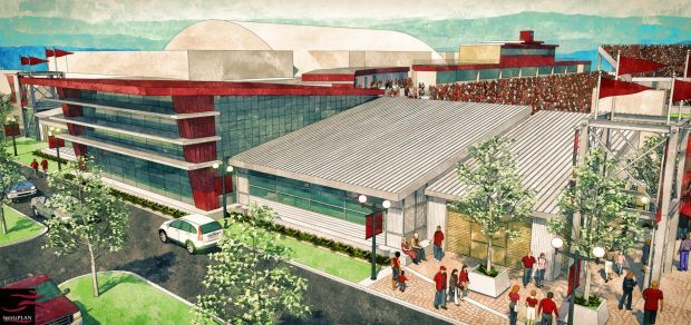 In largest-ever donation to athletics, UM receives $7M for new facility