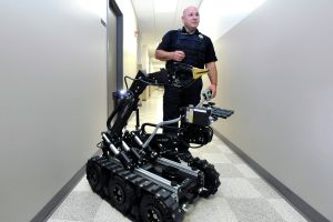 2nd robot enables BPD bomb squad to respond to more than 1 incident at a time