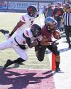 Adams, No. 3 EWU survive Griz rally for wild 42-37 win