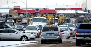 Williston sharply increases development fines