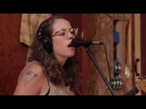 "Sallie Ford ""Coulda Been"" Live In-Studio"