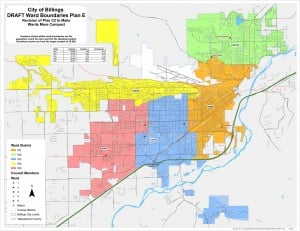 City Council poised to redraw ward boundaries