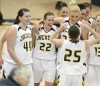 Lady Jackets host St. Martin's to begin GNAC tourney